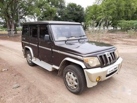 Mahindra Bolero SLX BS IV, 2010, Diesel MT for sale in Erode