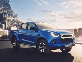 Isuzu Postpones Launch of BS6 D-Max, V-Cross and MU-X