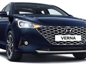 2020 Hyundai Verna BS6 More Than a Lakh Costlier Than BS4 Model