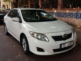 Used Toyota Corolla Altis 1.8 G, 2011, Petrol MT for sale in Mumbai