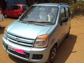 Maruti Suzuki Wagon R LXI, 2007, Petrol MT for sale in Goa