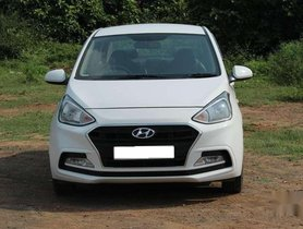 Used Hyundai Xcent SX 1.2, 2017, Diesel AT for sale in Vadodara