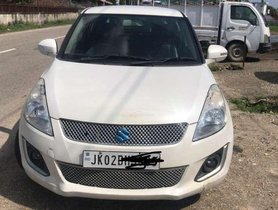 Used Maruti Suzuki Swift VXI 2015 MT for sale in Akhnoor