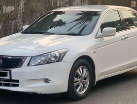 Used Honda Accord 2.4 2010, Petrol MT for sale in Mumbai