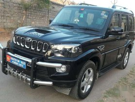 Used Mahindra Scorpio S11 2018 AT for sale in Hyderabad