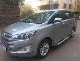 Used Toyota INNOVA CRYSTA 2.4 VX 8S, 2017, Diesel AT for sale in Goregaon