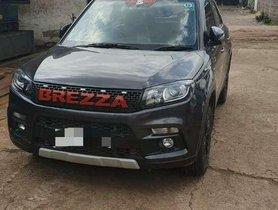 Used Maruti Suzuki Vitara Brezza ZDi, 2018 AT for sale in Raipur