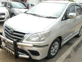 Used Toyota Innova 2013 AT for sale in Hyderabad