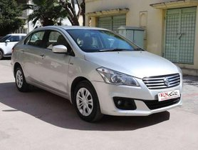 Maruti Suzuki Ciaz VDI+ SHVS, 2017, Diesel MT for sale in Ahmedabad