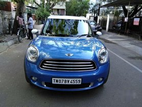 Used 2013 Mini Cooper D AT for sale in Chennai