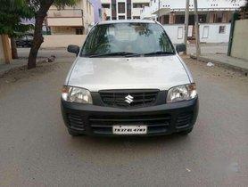 Maruti Suzuki Alto LXi CNG, 2010, Petrol MT for sale in Coimbatore