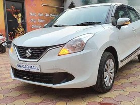 Used 2017 Maruti Suzuki Baleno MT for sale in Pune