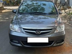 Used Honda City ZX EXi 2007 MT for sale in Chennai
