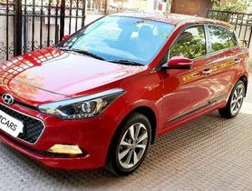 Hyundai I20 Asta 1.2 (O), 2017, Petrol MT for sale in Pune