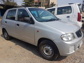 2012 Maruti Alto Green LXi (CNG) MT for sale in Pune