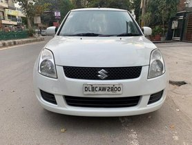 2011 Maruti Suzuki Swift LXI MT for sale in New Delhi