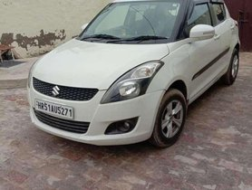 Used Maruti Suzuki Swift VDi, 2013, Diesel MT for sale in Sirsa