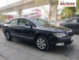 2009 Skoda Superb Elegance 2.0 TDI CR AT in Chennai