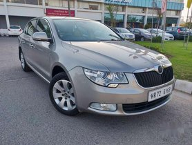 Used 2009 Skoda Superb 1.8 TSI MT for sale in Chandigarh
