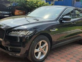 Used Jaguar F Pace 2018 AT for sale in Thrissur