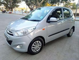 Used Hyundai i10 Sportz 2015 MT for sale in Ahmedabad