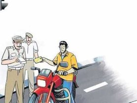 Traffic fines in Kerala: New traffic penalties, challan rates in Kerala