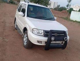 Used Used Tata Safari 4X2 2008 MT for sale in Vijayawada