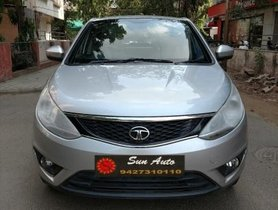 Used 2014 Tata Zest Quadrajet 1.3 XT MT for sale in Ahmedabad