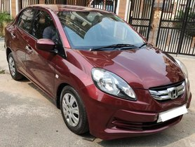 Honda Amaze S i-Vtech 2014 MT for sale in Kolkata