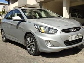 Hyundai Verna 1.6 SX 2014 MT for sale in Ahmedabad