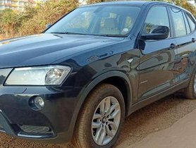 Used 2014 BMW X3 xDrive20d Expedition AT for sale in Goa