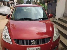 Used Maruti Suzuki Swift 2012 MT for sale in Nellore