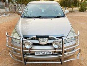 Used Toyota Innova 2.0 G2, 2008, Diesel MT for sale in Tiruppur