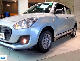 Here's a BS6 Maruti Swift With All Official Accessories
