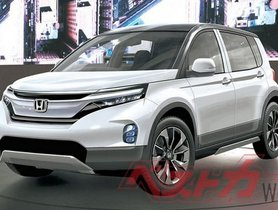 All-New Honda City To Spawn A Maruti Vitara Brezza-rivalling SUV