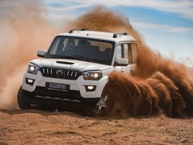 Sales of Mahindra Scorpio Fall By Whopping 99% on YoY Basis