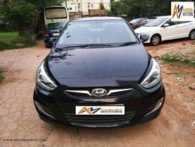 Used Hyundai Verna 1.6 CRDi SX 2012 MT for sale in Kolkata