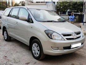 Used 2008 Toyota Innova 2004-2011 MT for sale in Rajkot