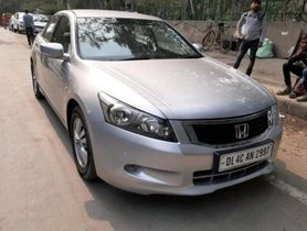 Used 2010 Honda Accord 2.4 AT for sale in New Delhi