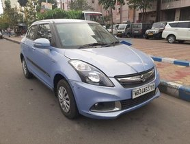 Used 2016 Maruti Dzire VXI MT for sale in Kolkata