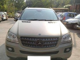 Used Mercedes-Benz M Class, 2009, Diesel AT for sale in Mumbai
