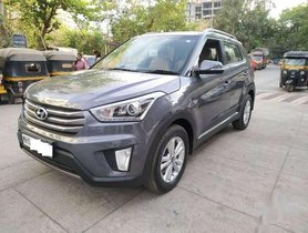 Used Hyundai Creta 1.6 SX, 2015, Diesel AT for sale in Mumbai