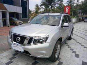 Used Nissan Terrano 2014 MT for sale in Kochi