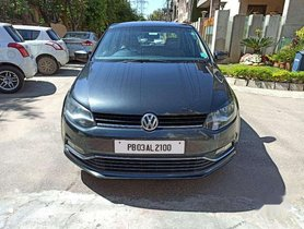 Used 2015 Volkswagen Polo MT for sale in Ludhiana