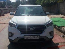 Used 2018 Hyundai Creta 1.6 SX Option MT for sale in New Delhi