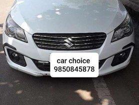 Used Maruti Suzuki Ciaz 2017 MT for sale in Kolhapur