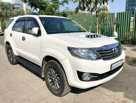 Used 2015 Toyota Fortuner AT for sale in Mumbai