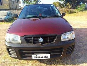Used 2007 Maruti Suzuki Alto MT for sale in Tiruppur