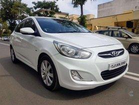Used Hyundai Verna 1.6 CRDi SX, 2011, Diesel MT in Ahmedabad