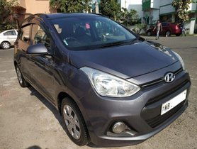 2014 Hyundai Grand i10 CRDi Sportz MT for sale in Kolkata